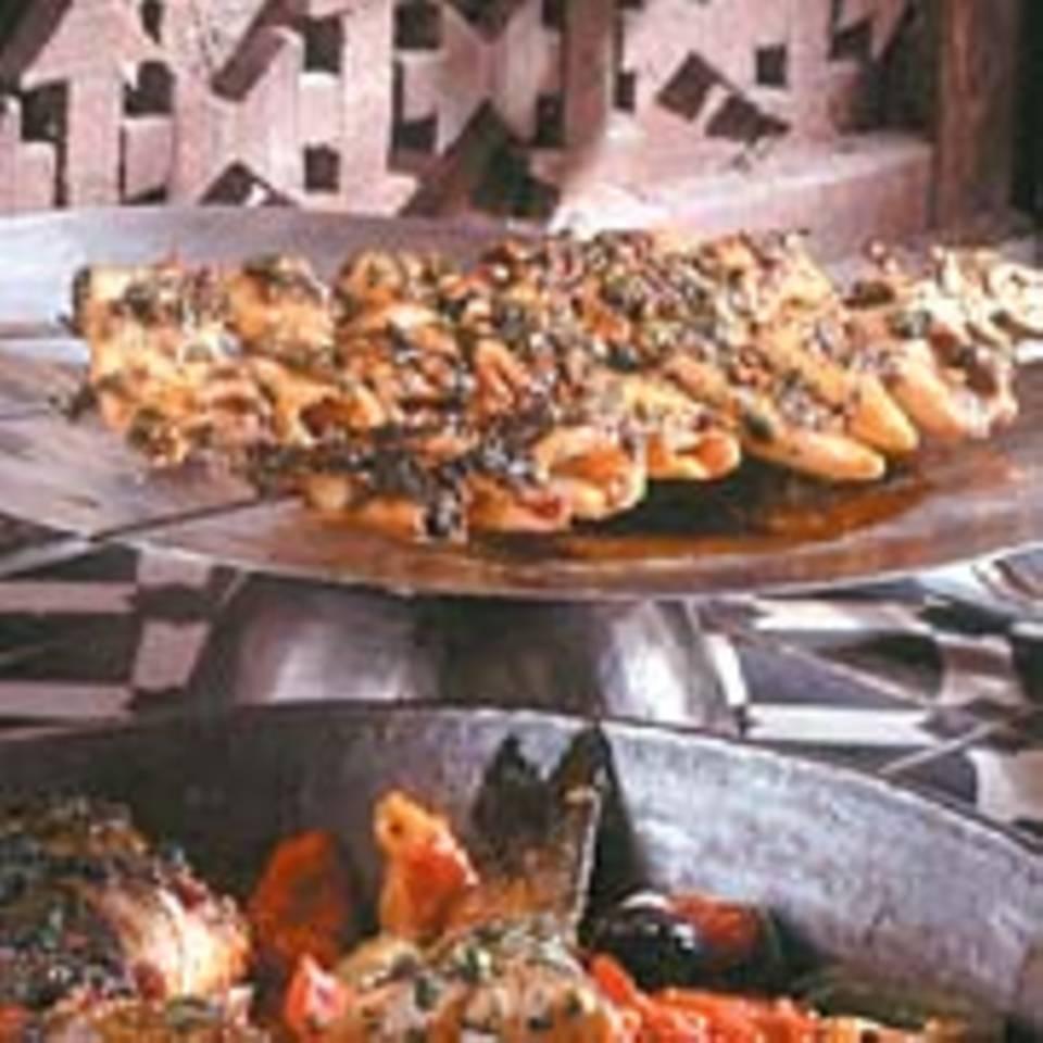 Kalmare in Chermoula
