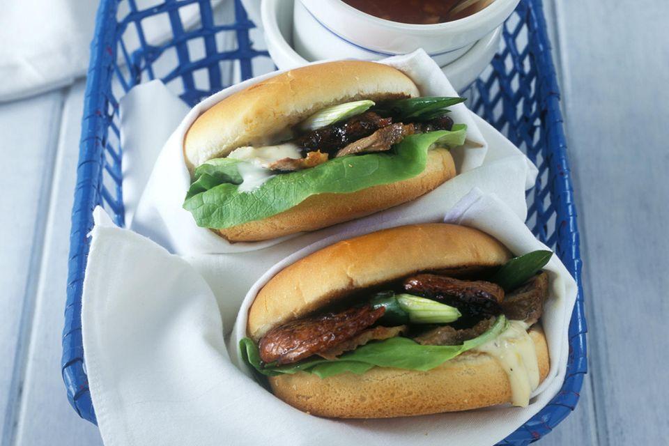 Enten-Burger