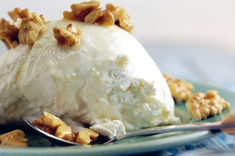 Joghurt mit Honig