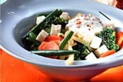 Gemüse-Gyros