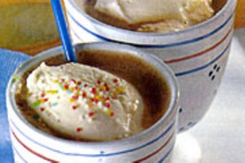 Vanille-Kaffee