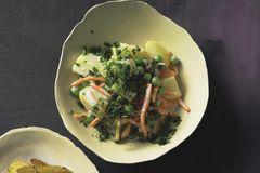 Kartoffel-Gemüse-Salat