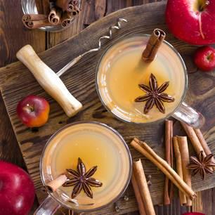 Apfelpunsch selber machen