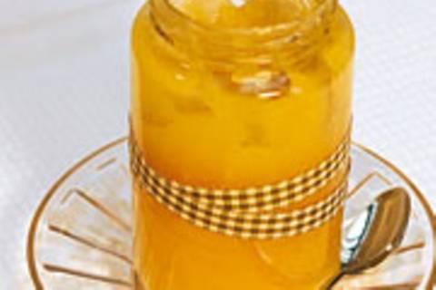 Birne-Passionsfrucht-Marmelade