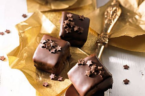 Weihnachts-Brownies