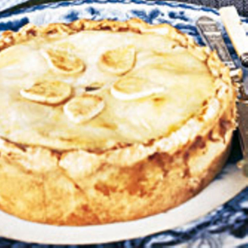 Poree-Fleisch-Pastete