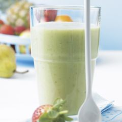 Avocado-Molke-Drink