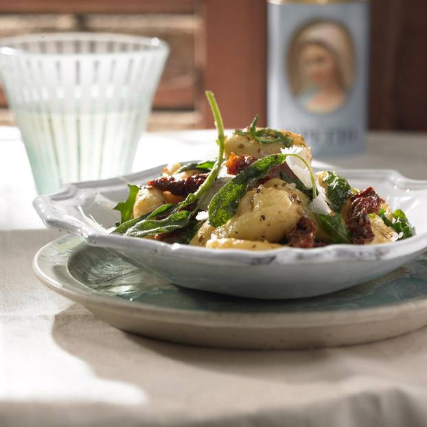Gnocchi Burro Salvia - Gnocchi mit Salbeibutter
