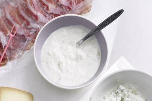 Ingwer-Joghurt-Dip
