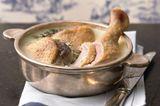 Confit de canard - Geschmorte Ente in Schmalz