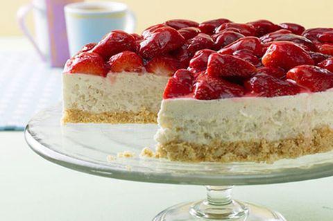 Milchreis-Torte ohne Backen