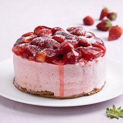 Mini-Erdbeer-Torte