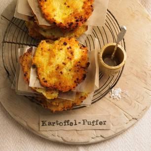 Kartoffelpuffer selber machen: Unser Rezept