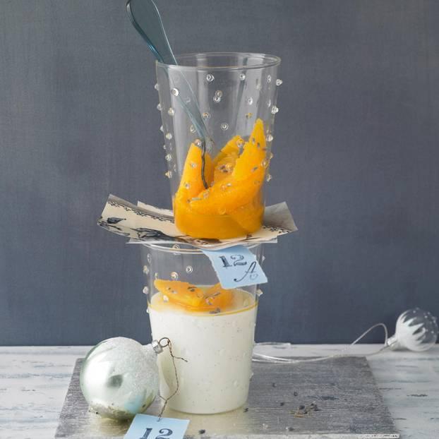Provenzalische Marshmallow-Creme
