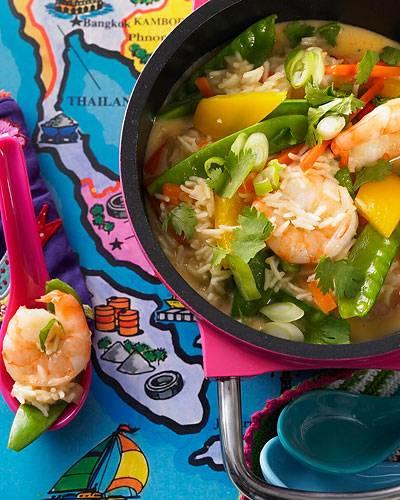 Thai Curry Mit Hahnchen Brigitte De