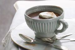 Rezept für heiße Schokolade
