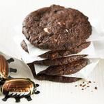 Dreifach gute Schoko-Cookies