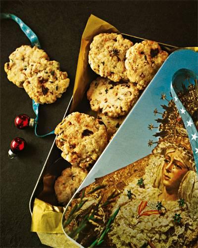 Würzige Cookies Mit Ras El Hanout