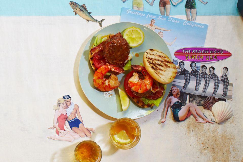 Surf-and-Turf-Burger