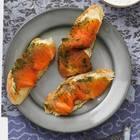 Graved Lachs auf schwedische Art