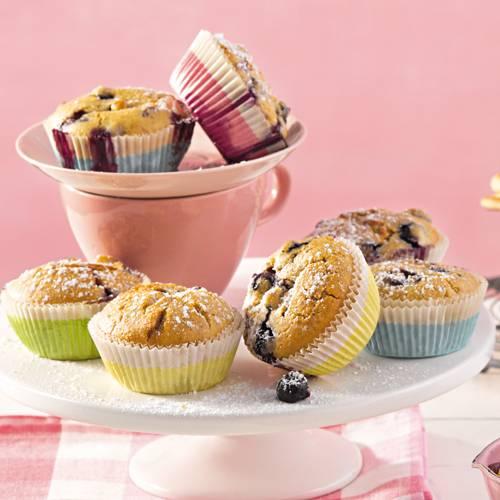 Rezept fur gute muffins
