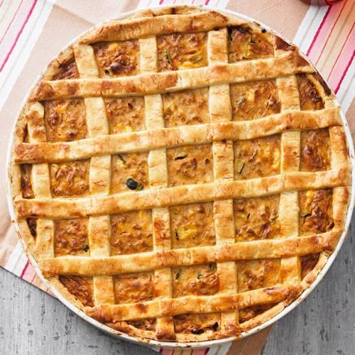 Griechische Pie Brigitte De