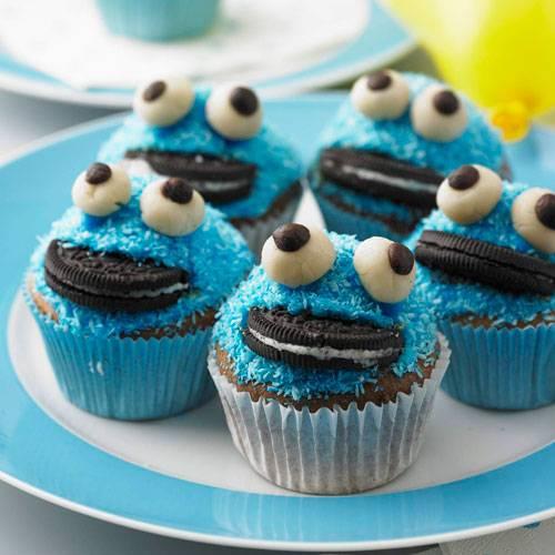 Krumelmonster Muffins Brigitte De