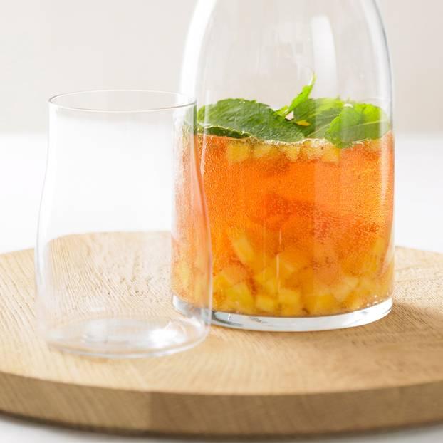 Mango-Bowle