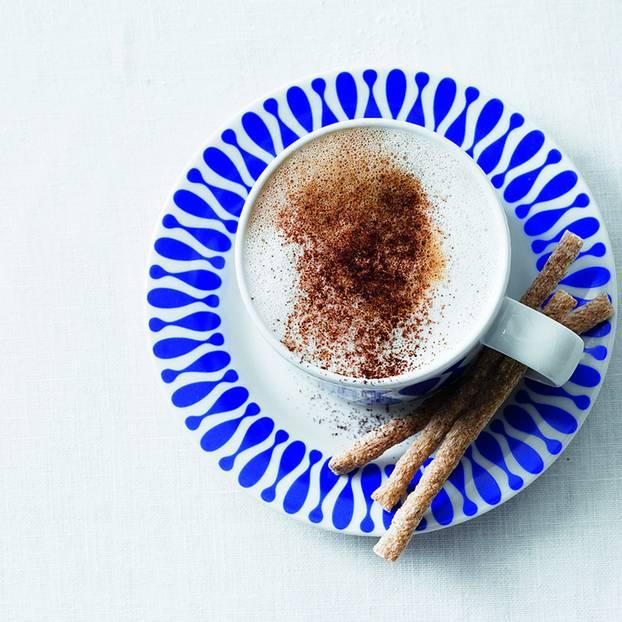 Kaffee-Mandel-Drink