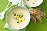 Mairübchen-Cremesuppe