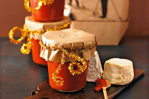 Tomaten-Birnen-Chutney