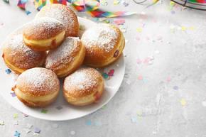 Berliner-Rezept für eure Silvester-Party