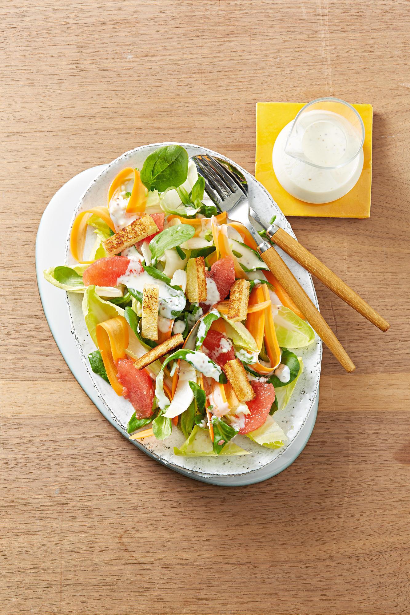 hilft salat beim abnehmen