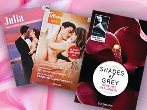 """""""Shades of Grey"""" oder sexy Trash?: Quiz: Was ist Bestseller, was ein Groschenroman?"""