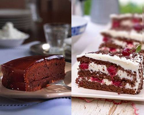 Ritter sport torte kalorien