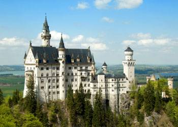 Wissensquiz: Erkennen Sie die deutschen Sehenswürdigkeiten?