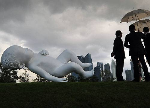 Hingucker: Kunst im öffentlichen Raum