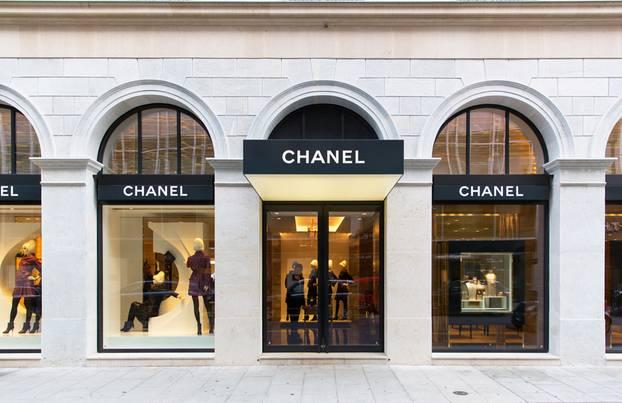 Mode-Quiz: Chanel-Geschäft