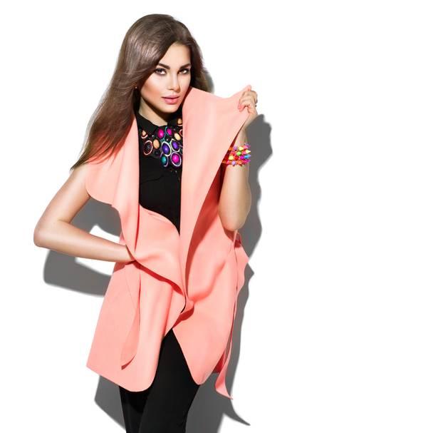 Mode-Quiz: Neon Kleid