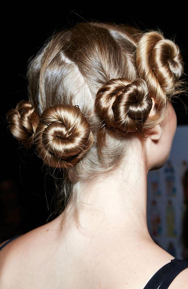 Schnitte und Styling: Frisuren für ein rundes Gesicht.