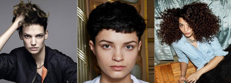 Frisur-Ideen: Frisuren für dicke Haare - Schnitte, Styling und viel, viel Inspiration