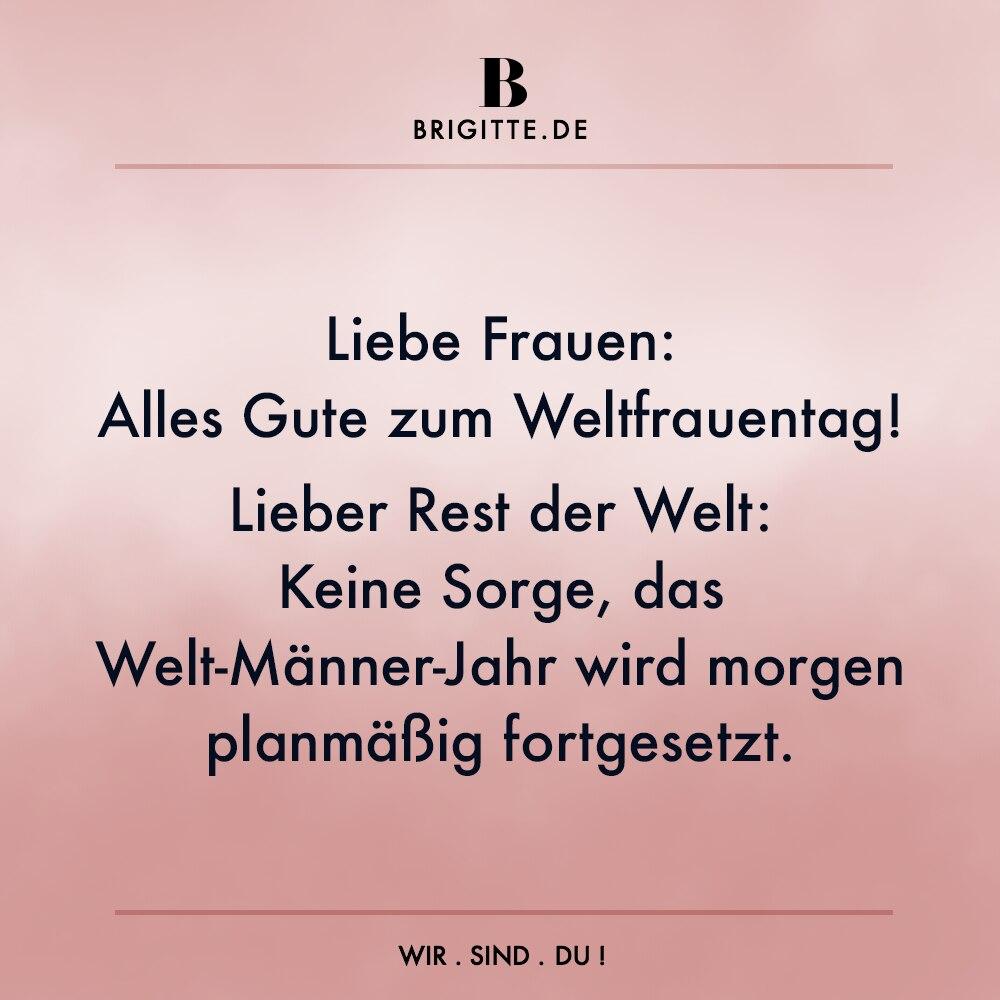 sprüche: zitate mit viel humor | brigitte.de