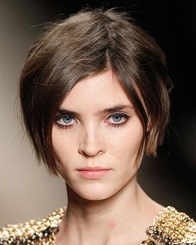 Frisuren für feine Haare