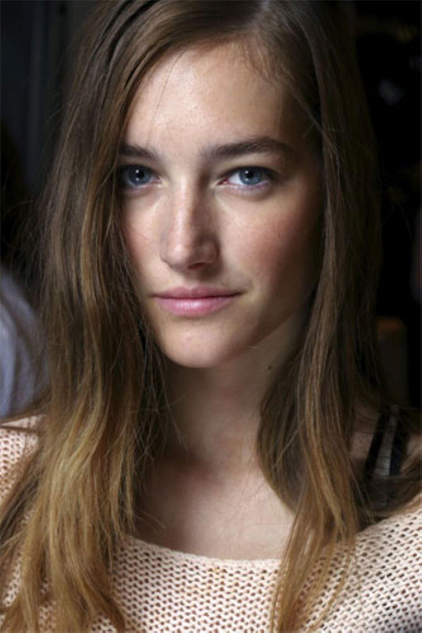 Frisuren für lange Haare - die schönsten Looks