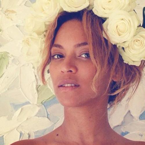 Stars ohne Make-up: Beyoncé