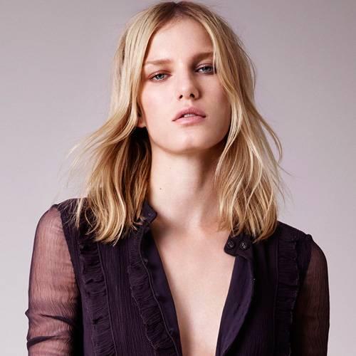 Frisuren für mittellange Haare