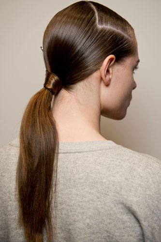 Frisur-Ideen: Frisuren mit Pferdeschwanz