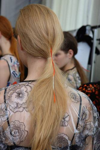 Schöne Frisuren mit Pferdeschwanz zum Nachstylen