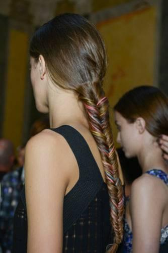 Die schönsten Frisuren für braune Haare
