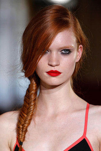 rote haare pflege frisuren und styling fà r rothaarige brigitte